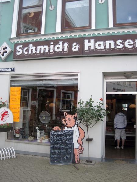 Schmidt & Hansen - Foto: Runa Borkenstein (06.06.2013)
