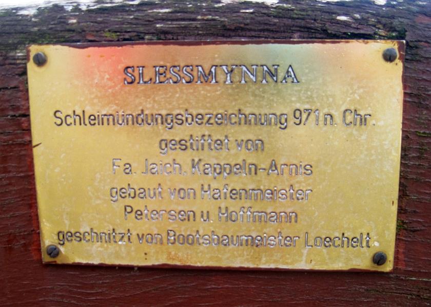 Maasholm - Slessmynna - Foto: Runa Borkenstein (15.08.2019)