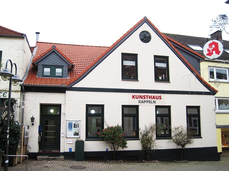 Kunsthaius Kappeln - Poststraße 5 - Foto: Runa Borkenstein (23.11.2019)