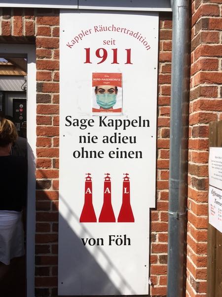 Kappeln - Föh-Terrasse - Foto: Runa Borkenstein (17.07.2020)