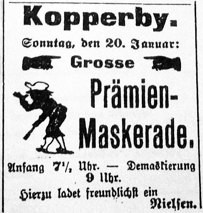 Schhlei-Bote - Anzeige vom 15.01.1907