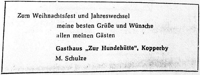 Schhlei-Bote - Anzeige vom 24.12.1955
