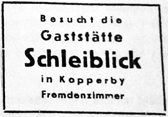 Schhlei-Bote - Anzeige vom 09.06.1959