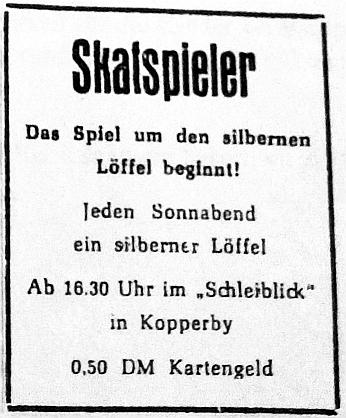 Schhlei-Bote - Anzeige vom 18.09.1959