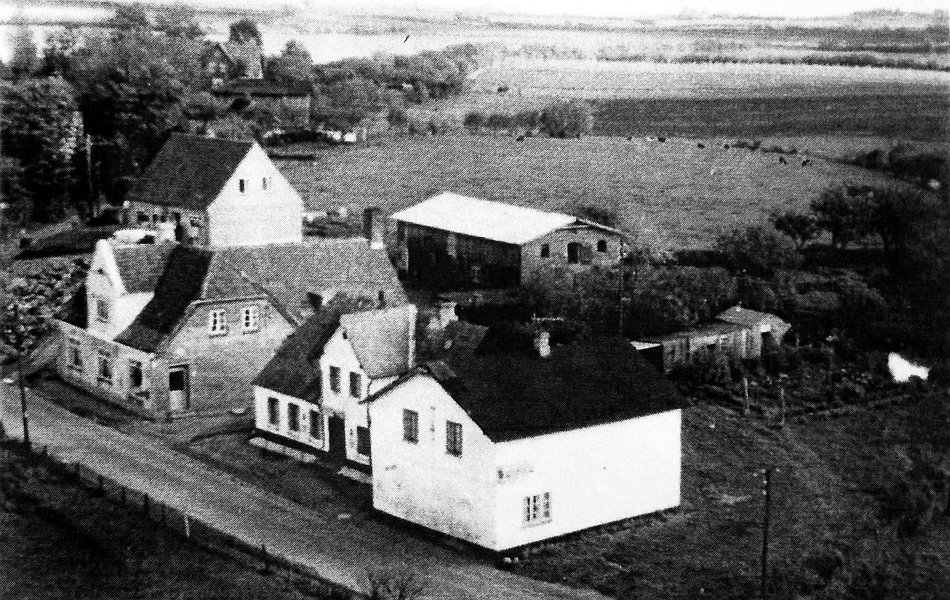 Gastwirtschaft Kopperby (50er-Jahre)