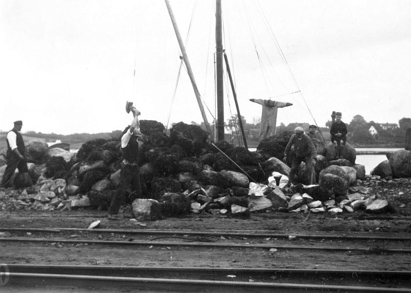 Kappeln - Steinfischer (1937)