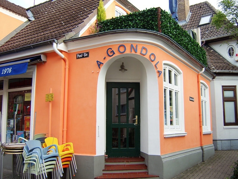 Kappeln - Poststraße 7 - Foto: Michaela Bielke