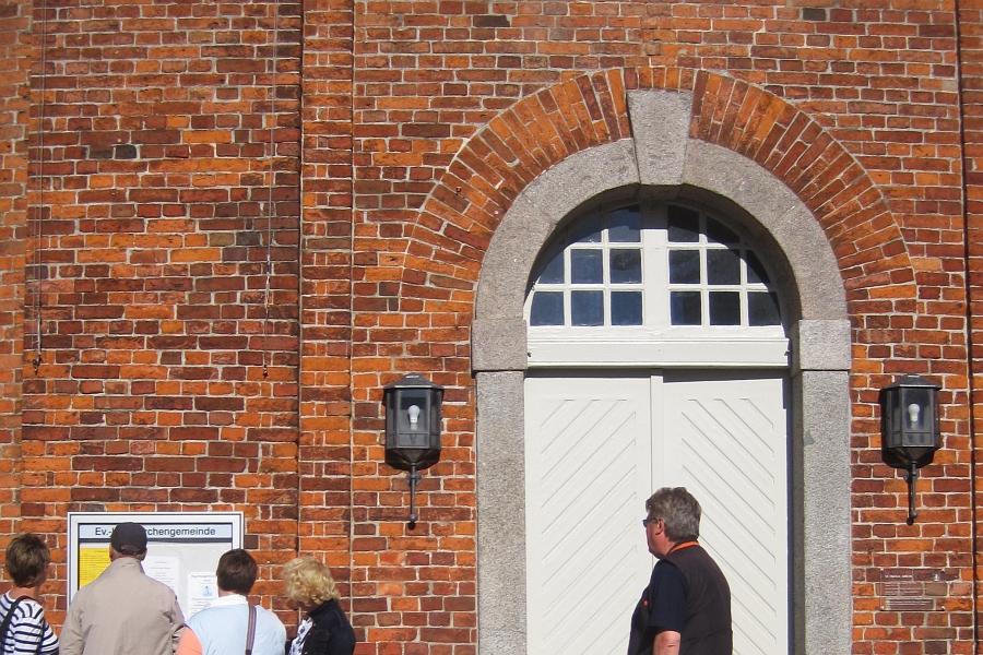 Kappeln - St. Nikolai-Kirche - Foto: Runa Borkenstein (2014)