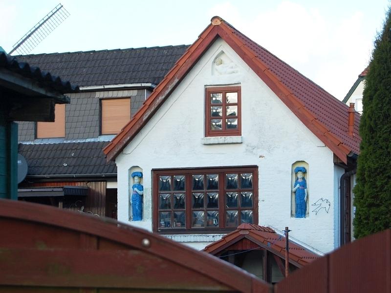 Kappeln - Prinzenstraße 38 (Rückansicht) - Foto: Ulli Erichsen (2012)