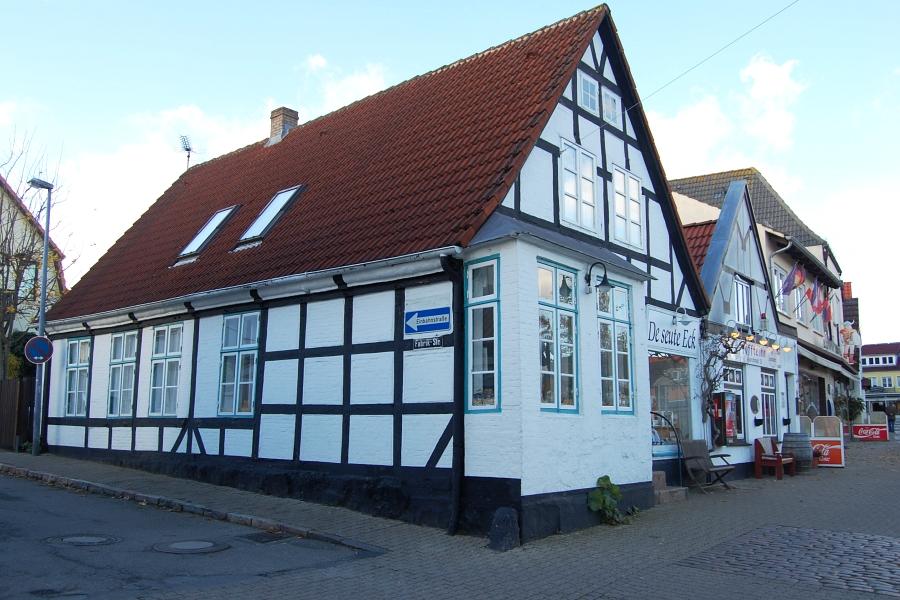 Kappeln - Prinzenstraße - Foto: Ulli Erichsen (2012)
