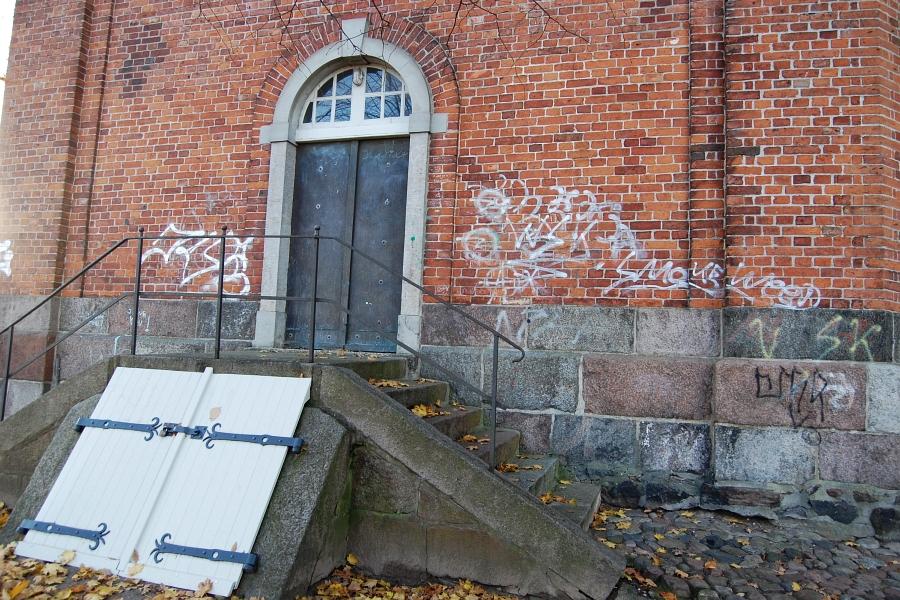 Kappeln - St. Nikolai-Kirche - Rumohr'sche Gruft - Foto: Ulli Erichsen (2012)