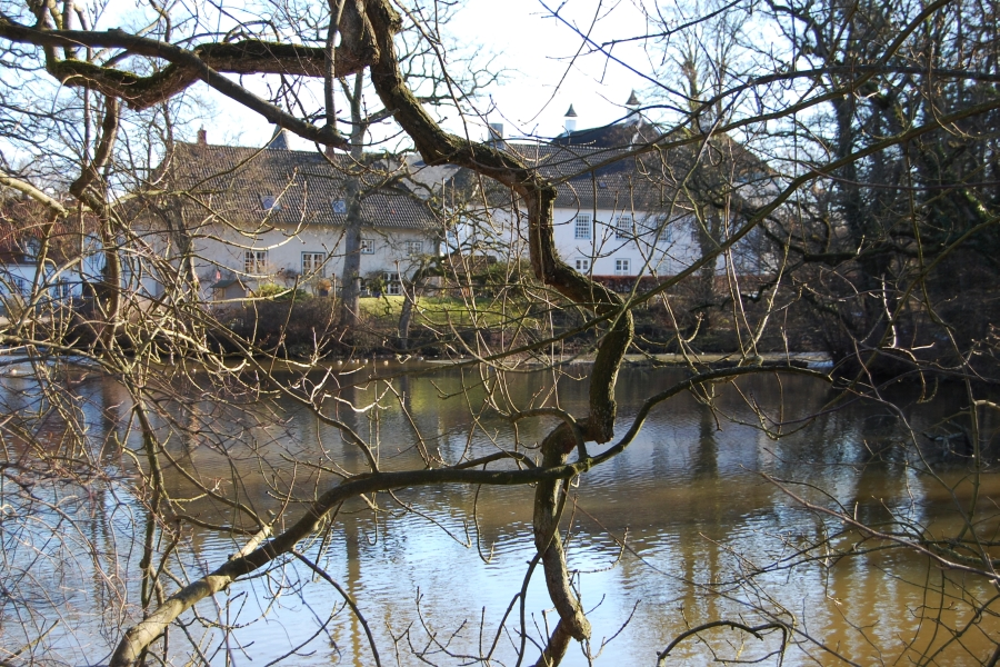 Schloss Gelting - Foto: Ulli Erichsen (08.02.2015)