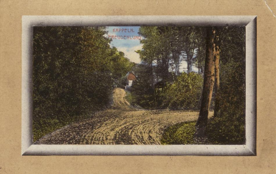 Freudenlund - Historische Ansichtskarte  (1918)