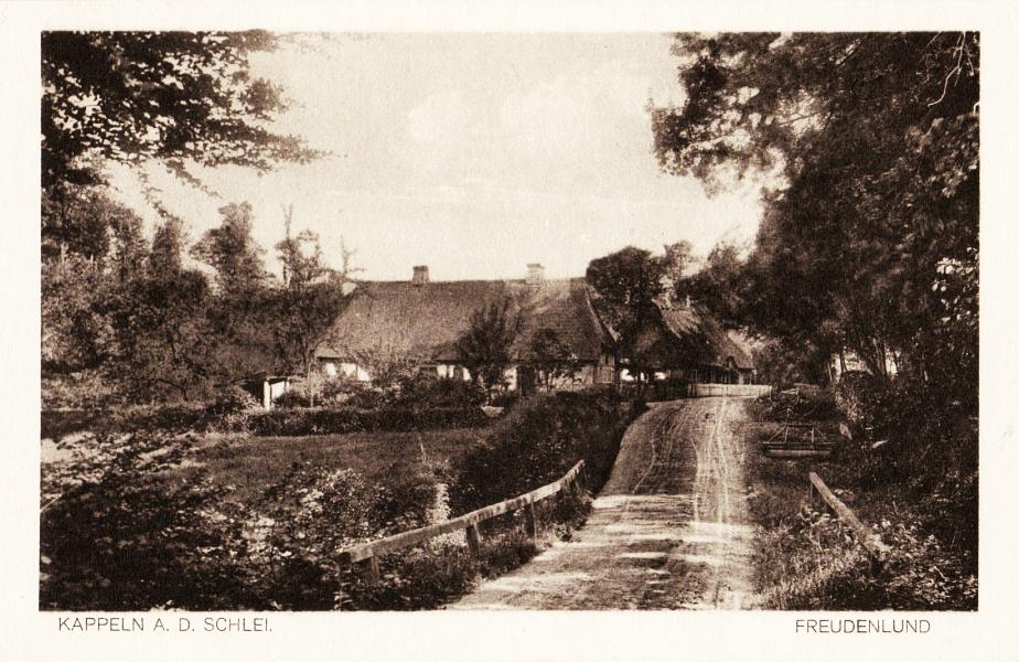 Freudenlund - Historische Ansichtskarte