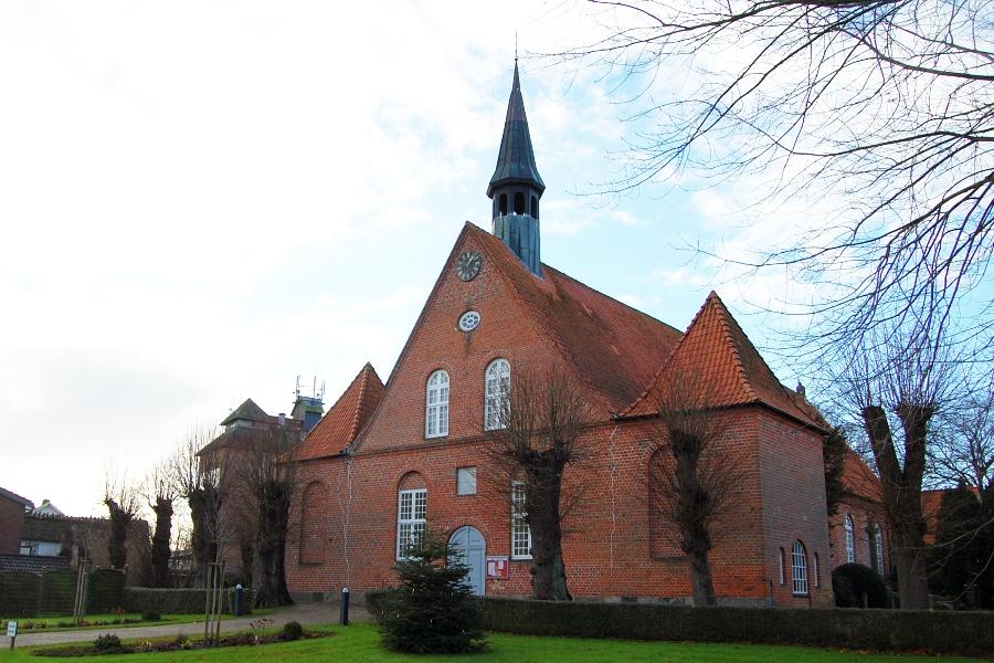 St. Katharinen Kirche Gelting - Foto: Ulli Erichsen (2014)
