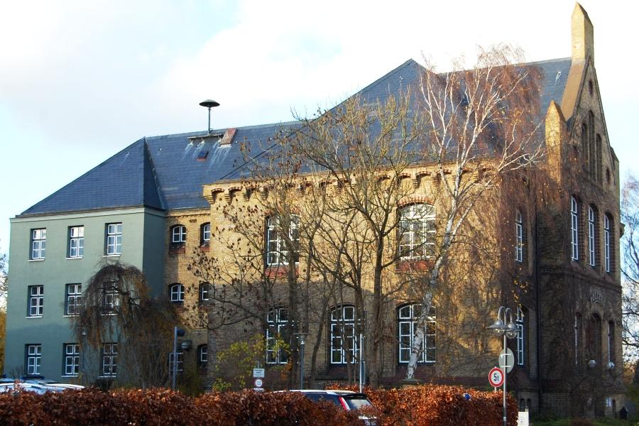 Kappeln - Ehem. Amtsgericht - Foto: Ulli Erichsen (2012)