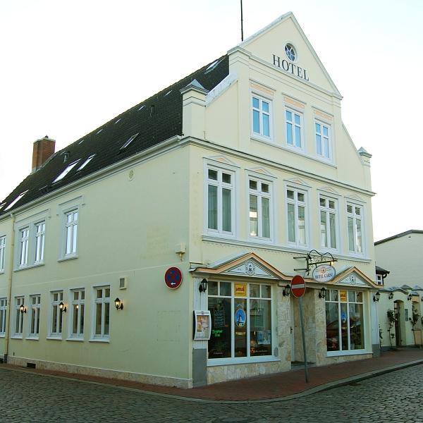 """Kappeln - Hotel """"Zur Mühle"""" - Foto: Ulli Erichsen (2012)"""