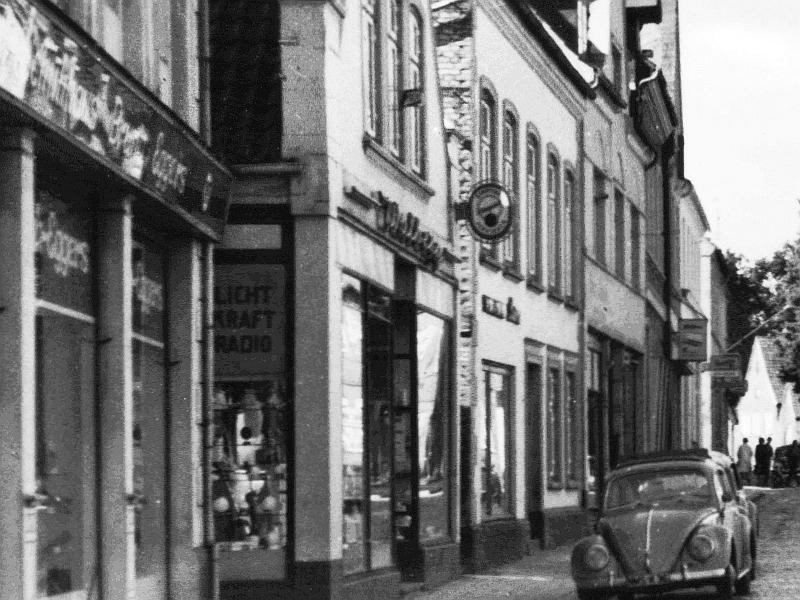 Kappeln - Schmiedestraße 20-22 (60er-Jahre)