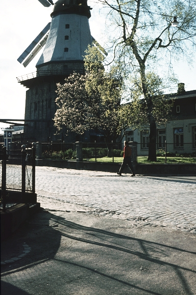 Mühle Amanda - Foto: Walter Stöckel