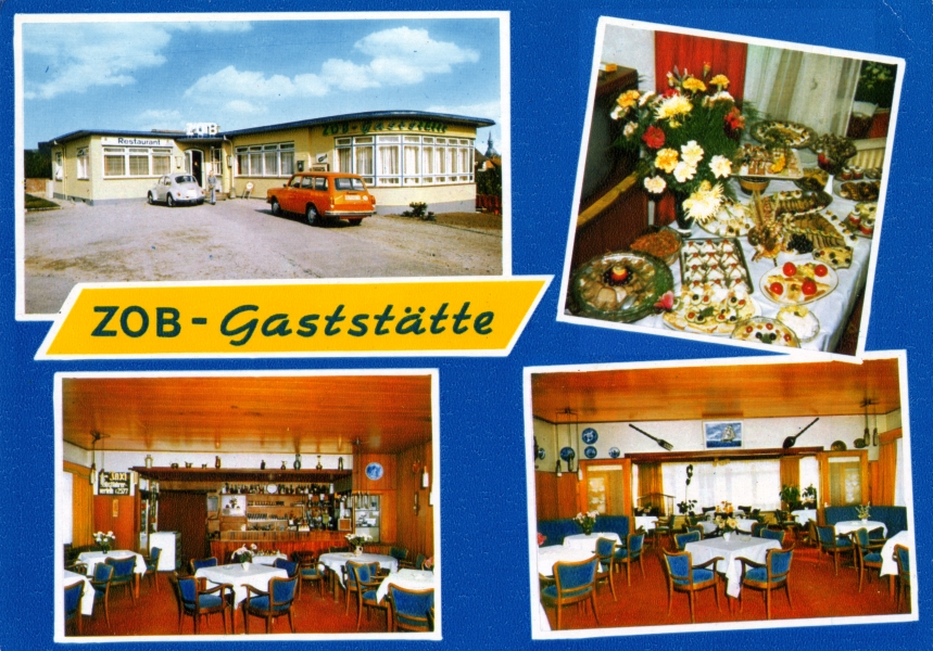 Kappeln - ZOB-Gaststätte