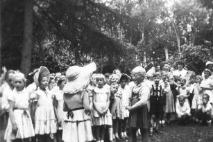 Kappeln - Kindergilde 1955