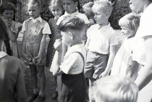 Kindergilde 1957 - Vogelschießen
