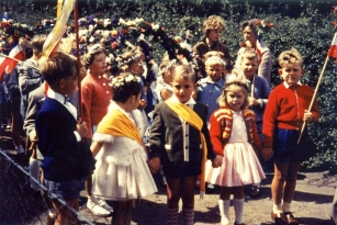 Kappeln - Kindergilde 1959