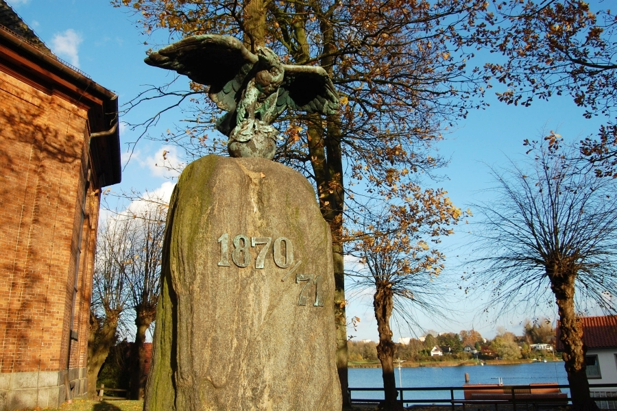 Kappeln - Denkmal 1870/71 - Foto: Ulii Erichsen (2012)