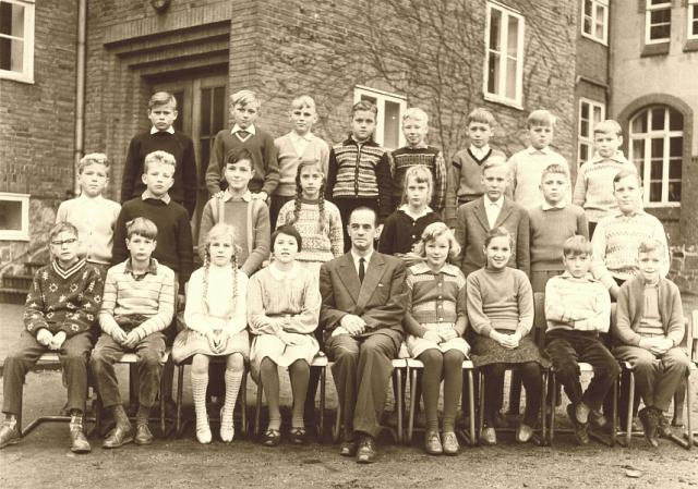 Klaus-Harms-Schule (1960) - Sexta a