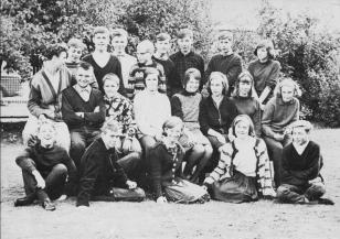 Klaus-Harms-Schule (1964/65) - Untertertia a