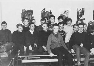 Klaus-Harms-Schule (1964/65) - Untersekunda m