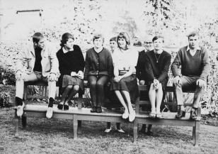 Klaus-Harms-Schule (1964/65) - Unterprima s