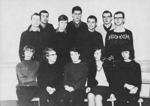 Klaus-Harms-Schule (1964/65) - Oberprima