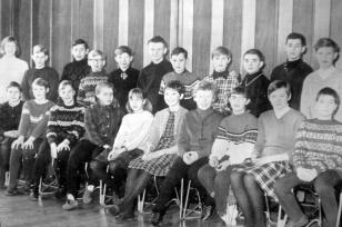 Klaus-Harms-Schule (1966/67) - Quarta a