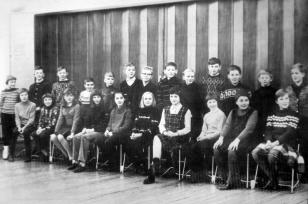 Klaus-Harms-Schule (1966/67) - Quinta a