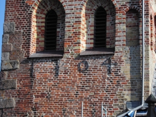 Marienkirche Rabenkirchen - Foto: Michaela Fiering (18. 07.2019)