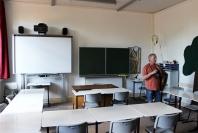 Klaus-Harms-Schule - Raum 4 - Abi '69 - Klassentreffen 2014 - Foto: Holger Detlefsen