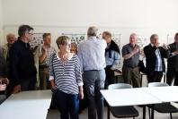 Klaus-Harms-Schule - Raum 4 - Abi '69 - Klassentreffen 2014 - Foto: Eckehard Tebbe