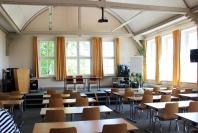 Klaus-Harms-Schule - Aula - Abi '69 - Klassentreffen 2014 - Foto: Holger Detlefsen