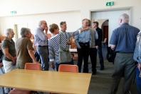 Klaus-Harms-Schule - Aula - Abi '69 - Klassentreffen 2014 - Foto: Eckehard Tebbe