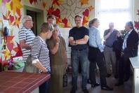 Klaus-Harms-Schule - Bio-Raum - Abi '69 - Klassentreffen 2014 - Foto: Eckehard Tebbe