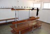 Klaus-Harms-Schule - Umkleideraum - Abi '69 - Klassentreffen 2014 - Foto: Holger Detlefsen