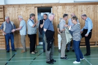Klaus-Harms-Schule - Turnhalle - Abi '69 - Klassentreffen 2014 - Foto: Eckehard Tebbe
