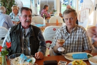 Klaus-Harms-Schule - Abi '69 - Klassentreffen 2014 - LANDGANG - Foto: Eckehard Tebbe
