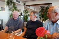 Klaus-Harms-Schule - Abi '69 - Klassentreffen 2014 - Foto: Eckehard Tebbe