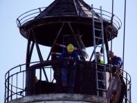 Leuchtturm Schleimünde - Foto: Jürgen Fiering (17.06.2014)