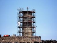 Leuchtturm Schleimünde - Foto: Michaela Bielke (18.07.2014)