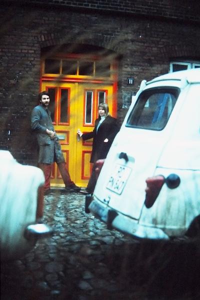 Kiel - Rathausstraße 11 - Achim & Hanna (1974)