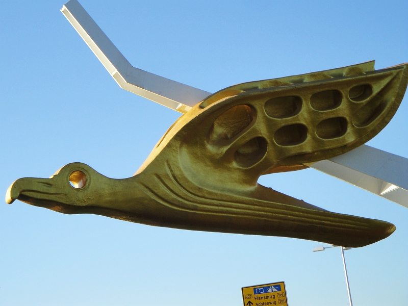 Albatros - Ellenberg - Foto: Michaela Fiering (30.11.2012)