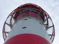 Leuchtturm Falshöft - Foto: Michaela Bielke (29.08.2013)